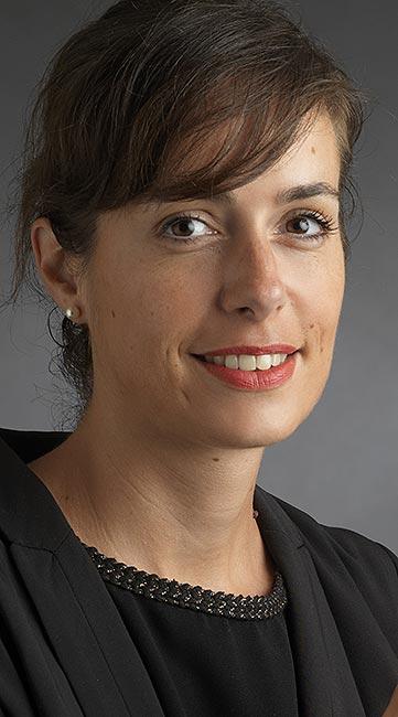 Céline Tavenard, avocate à Angers